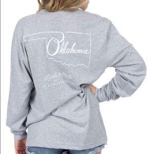Lauren James Oklahoma LS T-Shirt